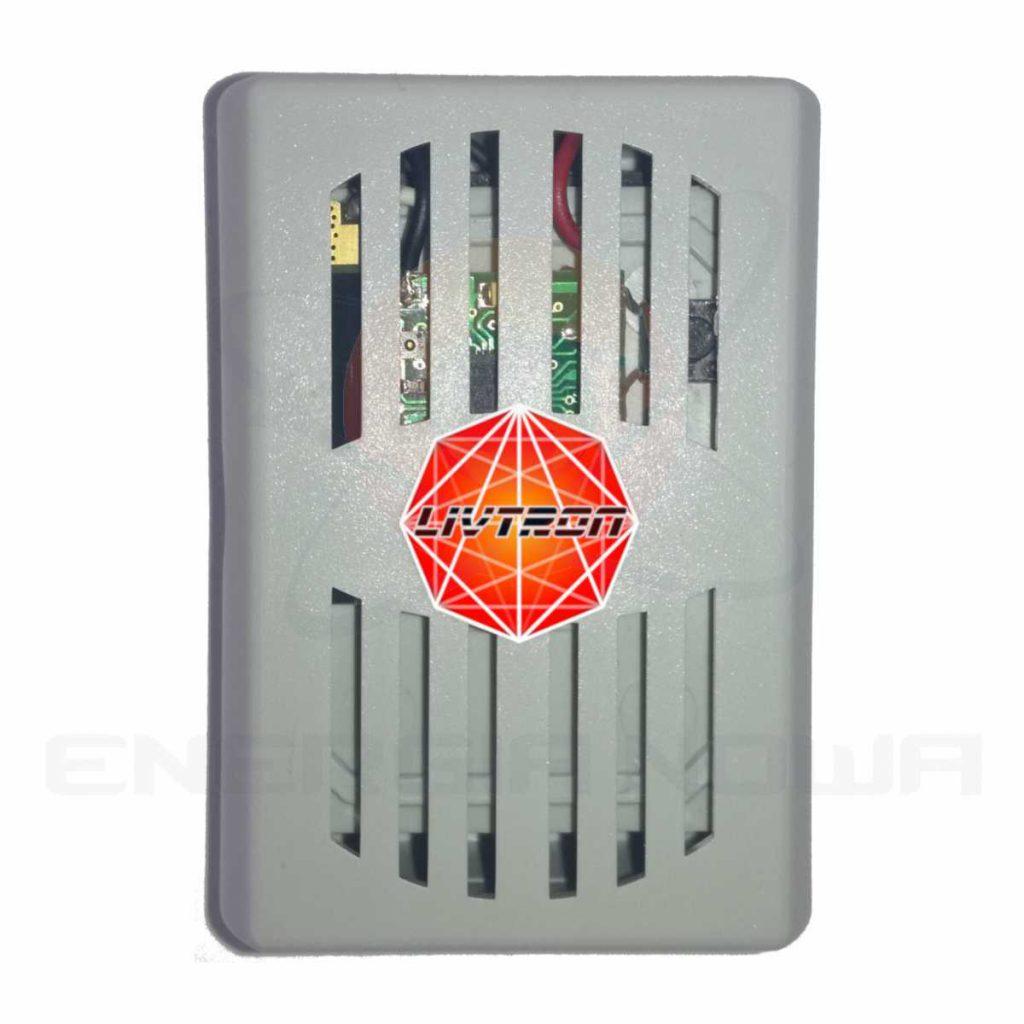 Pomiar temperatury i wilgotności - termometr z higrometrem LiVsth