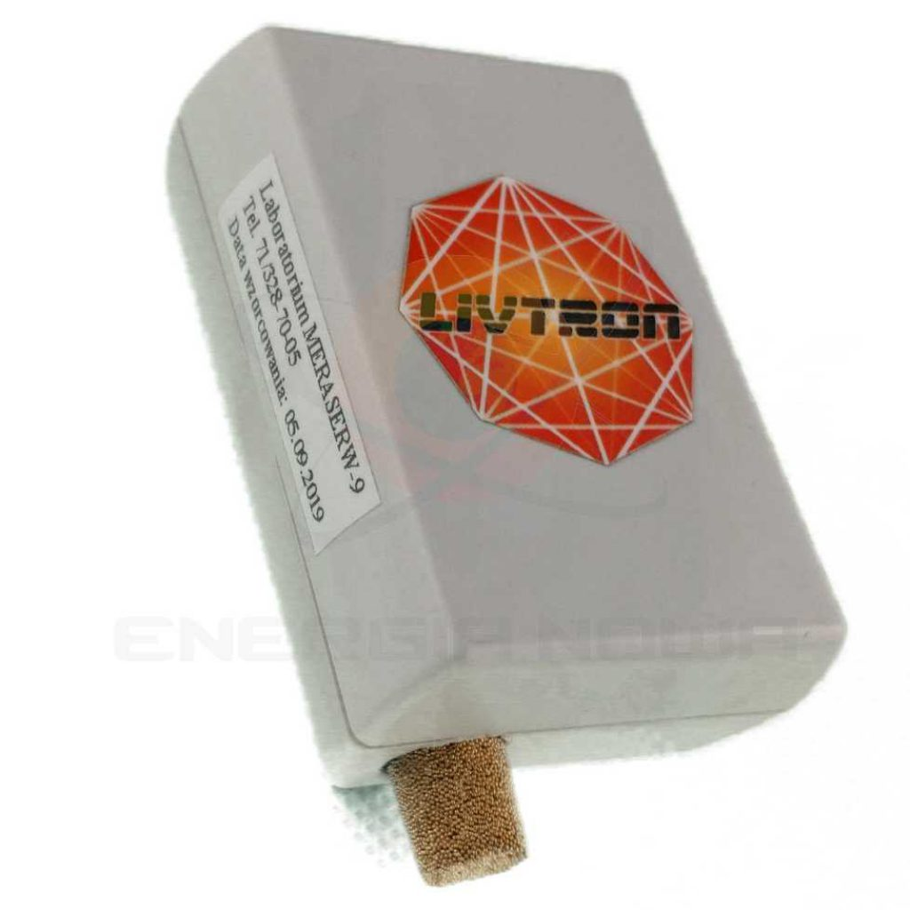 Czujnik temperatury i wilgotności - termometr, higrometr LiVsthM