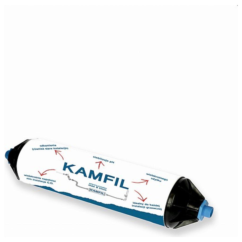 Kamfil - wkład filtracyjny do zestawu Kampex seria 1.0 oraz 2.0