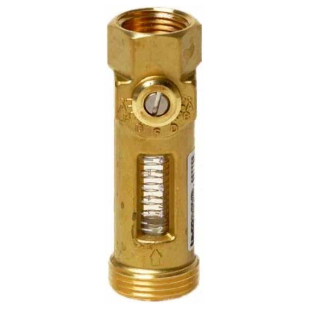 Tacosetter Inline 100 > GZ 1/2 / GW 3/4 > 15 / KVS 1,8 / 2-8 l/min