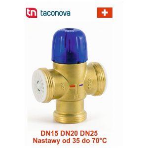 """Zawór mieszający Novamix Value 70 FS (+75°C) - 15 / 3/4"""""""