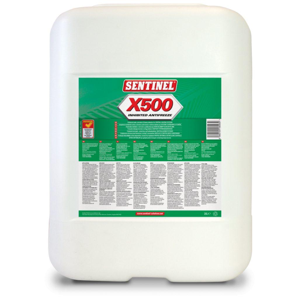 Sentinel X500 5l