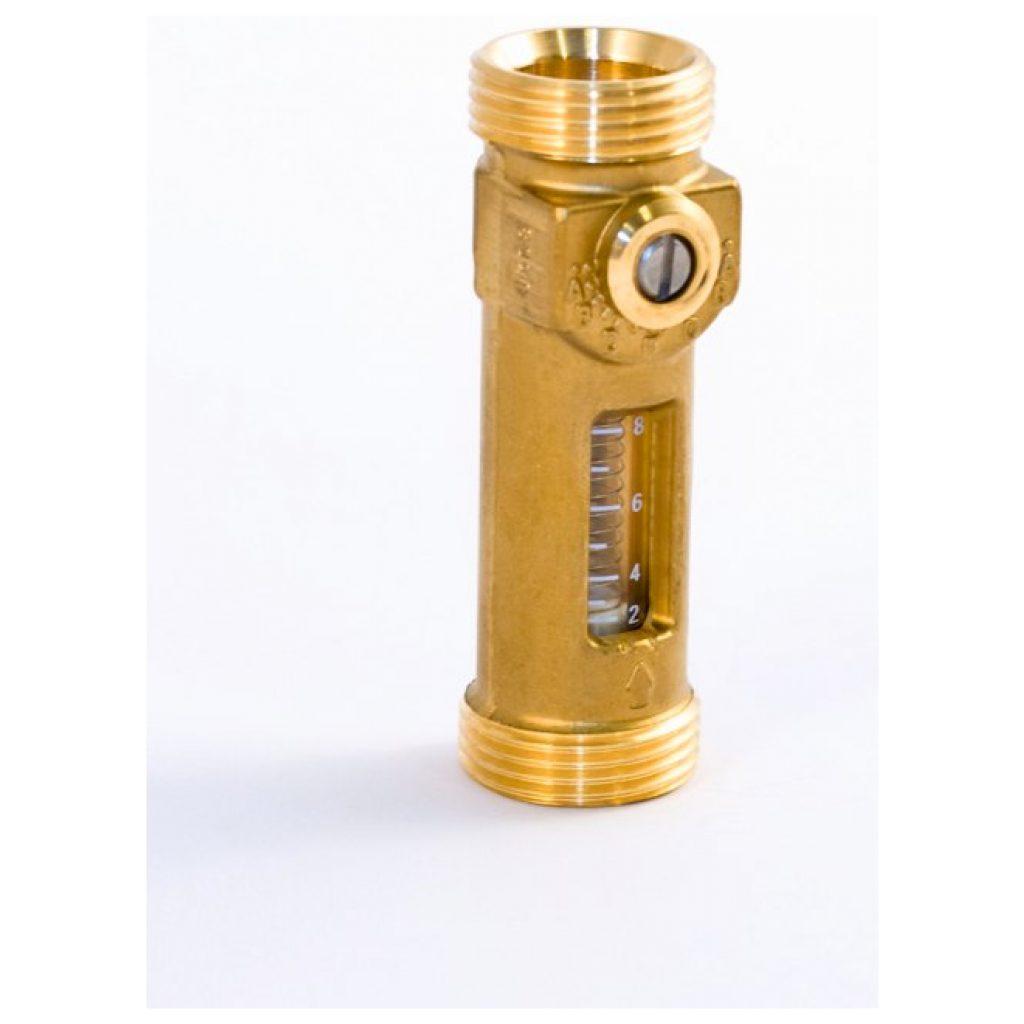Tacosetter Inline 130 >GZ/GZ> DZR DN15 kvs 1,35 m3/h