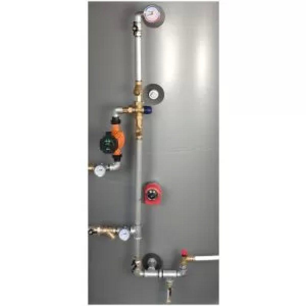 Elementy Hydrauliczne do podłączenia i sterowania Livtron 2 zbiorniki
